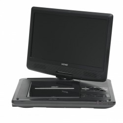 Denver MT-1080T2H - DVD + TV portable