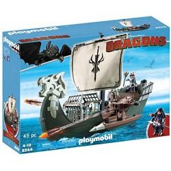 Playmobil 9244 Drago's Ship