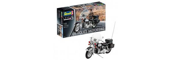 Revell US Police Motor (Scale 1: 8)-07915 Plastic models Τεχνολογια - Πληροφορική e-rainbow.gr