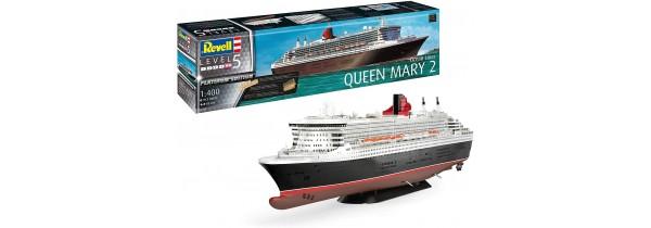 Revell Queen Mary 2 (Scale: 1:400)- 05199 MODELLING Τεχνολογια - Πληροφορική e-rainbow.gr