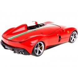 BURAGO Ferrari Monza 2018 Red (Scale:1:18) - 16909