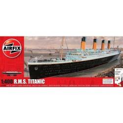 Airfix R.M.S. Titanic Gift Set 1:400 (A50146A)