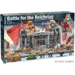 Italeri Battle for the Reichstag 1945 (Scale:1:72) – 6195