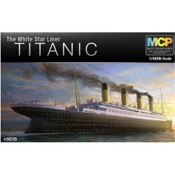 Academy Titanic Ship (Scale: 1:400) - AC14215 (multi coloured version)