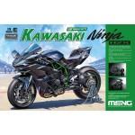 MENG Kawasaki Ninja H2R (Pre-colored Edition) (scale:1:9) - MT-001s MODELLING Τεχνολογια - Πληροφορική e-rainbow.gr