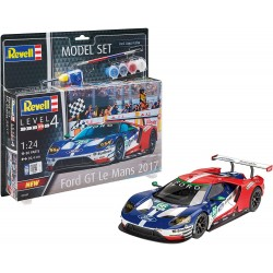 Revell Model Set Ford GT - Le Mans (Scale 1:24) (67041)