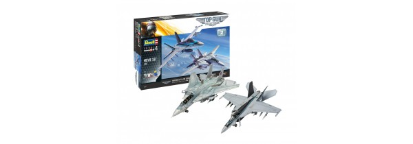 Revell Top Gun 2 Movie Gift Set (Scale:1:72) - 05677 Models Τεχνολογια - Πληροφορική e-rainbow.gr