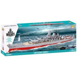 Cobi Battleship Yamato Construction Kit (COBI-3083)