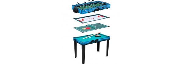 Small Foot Multifunctional 4in1 table (LE11279) Soccer Τεχνολογια - Πληροφορική e-rainbow.gr
