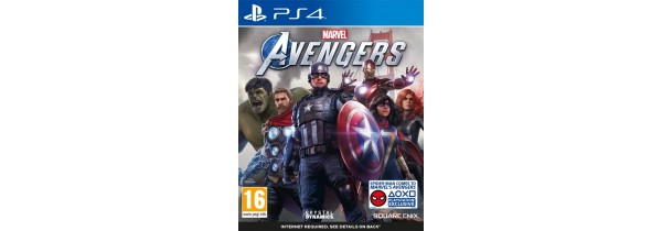 Marvel's Avengers - PlayStation 4 PS4 Τεχνολογια - Πληροφορική e-rainbow.gr