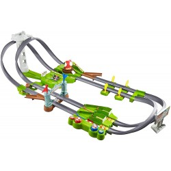 Mattel Hot Wheels Mario Kart Circuit Track Set (gcp27)