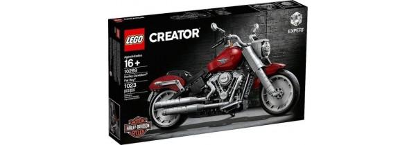 Lego Creator Expert Harley-Davidson Fat Boy (10269) LEGO Τεχνολογια - Πληροφορική e-rainbow.gr