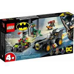 Lego Super Heroes Batman vs Joker Batmobile Chase (76180)