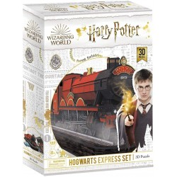 Cubic Fun Hogwarts Express 3D Puzzle - (DS1010h)