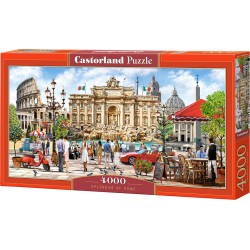Castorland Puzzle Splendor of Rome - 4000 pieces
