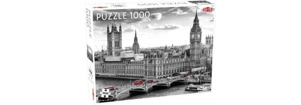 Tactic Puzzle Westminster 1000 pcs (55235) Puzzle Τεχνολογια - Πληροφορική e-rainbow.gr