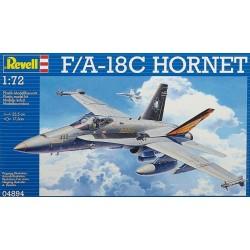 Revell aircraft F/A-18C Hornet