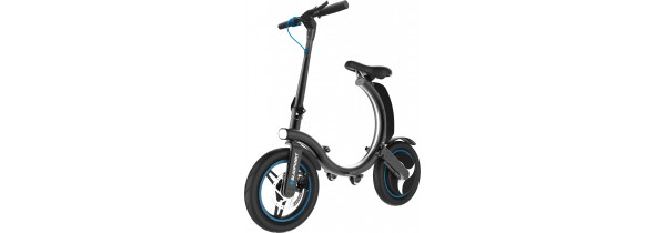 Blaupunkt ERL814 - electric bicycle Balance Scooter / e-Scooters Τεχνολογια - Πληροφορική e-rainbow.gr