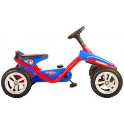 Volare Paw Patrol Go Kart Mini - Red Blue (999)
