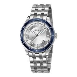 Breil TW1225 Stronger Men's Watch Silver-Blue