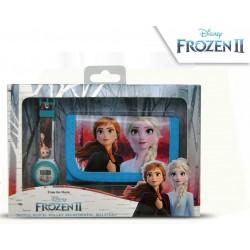 Kids Licensing Digital Watch Disney Frozen + Wallet (20751WD)