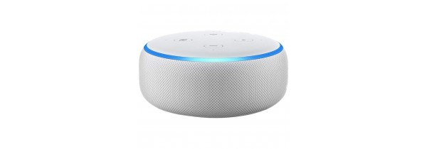 Amazon Echo Dot 3th Gen Smart Speaker - White ΗΧΕΙΑ / ΗΧΕΙΑ Bluetooth Τεχνολογια - Πληροφορική e-rainbow.gr