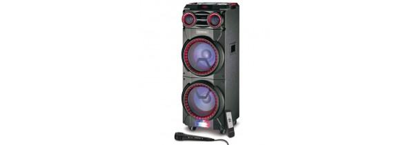 Manta SPK6011 - Party DJ Troley Speaker 100W ΗΧΕΙΑ / ΗΧΕΙΑ Bluetooth Τεχνολογια - Πληροφορική e-rainbow.gr