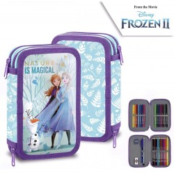 Kids Licensing Disney Frozen Pencilcase Pencilcase 2 Levels (21132)