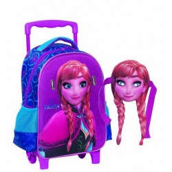 Gim Trolley Frozen Anna (341-62072) Backpacks Τεχνολογια - Πληροφορική e-rainbow.gr