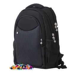 Pixie crew Backpack Advanced BLACK/ BLACK (PXB-05-L24) Backpacks Τεχνολογια - Πληροφορική e-rainbow.gr