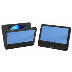 Denver MTW-756TWINNB - portable dvd player