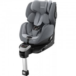 Recaro Zero.1 i-Size - Aluminum Grey