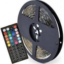 Gembird Rgb Led Strip 5m - (LED-S-RGB500-01)