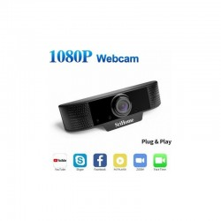 Srihome SH001 2MP 1080P - Webcamera dual microphone usb