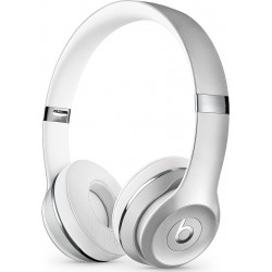 Beats Solo 3 Wireless Headphones - Silver
