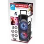 iDance Groove 870 - Black SPEAKERS / Bluetooth Τεχνολογια - Πληροφορική e-rainbow.gr