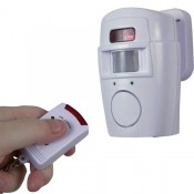 Motion Detector / Siren