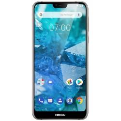 Nokia 7.1 (64GB) LTE Dual - Silver  ΚΙΝΗΤΗ ΤΗΛΕΦΩΝΙΑ Τεχνολογια - Πληροφορική e-rainbow.gr