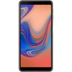Samsung Galaxy A7 2018 (128GB) LTE Dual - Gold