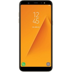 Samsung  Galaxy A6 Plus 2018 (64GB) LTE - Gold MOBILE PHONES Τεχνολογια - Πληροφορική e-rainbow.gr