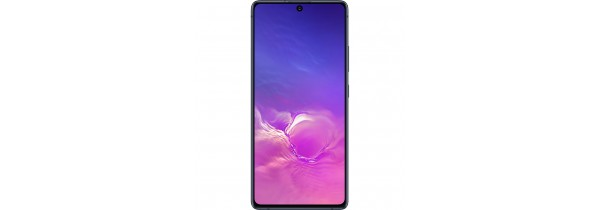 Samsung Galaxy S10 Lite (128GB) LTE Dual - Black MOBILE PHONES Τεχνολογια - Πληροφορική e-rainbow.gr