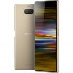 Sony Xperia 10 Plus (64GB) LTE Dual - Gold  Sony  Τεχνολογια - Πληροφορική e-rainbow.gr