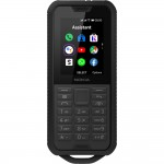 Nokia 800 Tough (4GB/512MB) LTE Dual - Black MOBILE PHONES Τεχνολογια - Πληροφορική e-rainbow.gr