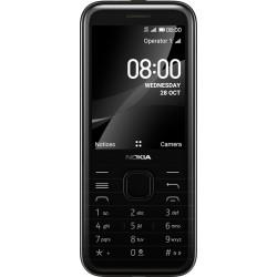 Nokia 8000 (4G) Dual - Black