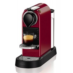 Krups Nespresso CitiZ XN7405 Cherry Red (XN7405)