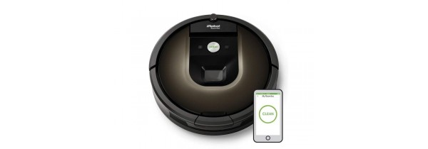 iRobot Roomba 980 - Vacuum cleaner VACUUM CLEANERS Τεχνολογια - Πληροφορική e-rainbow.gr