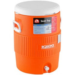 Igloo beverage dispenser with Seat-Top (38 litres) -  (42021)
