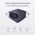 Xiaomi Mi Purely Anti-Pollution Air Face Mask 550mAh MEDICAL PRODUCTS Τεχνολογια - Πληροφορική e-rainbow.gr