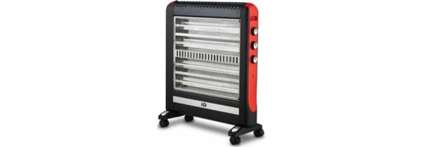 Heater Quartz IQ HT-1479 2400W QUARTZ Τεχνολογια - Πληροφορική e-rainbow.gr