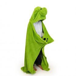 Hooded Blanket Noxxiez Turtle (BL817)